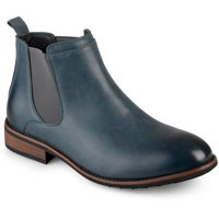 Daxx Men's Lewis Chelsea Boot (Wide Sizes Available)