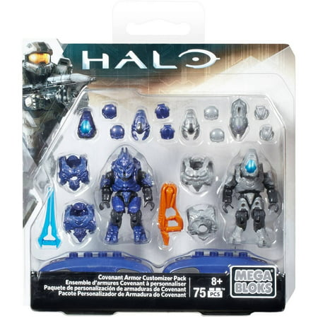 Mega Bloks Halo Customizer Pack Covenant - Real Life Halo Armor