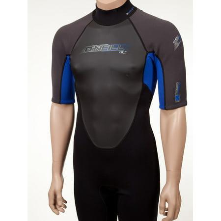 O'Neill Reactor Mens Shorty 2mm Neoprene Wetsuit for Scuba Snorkel Surf