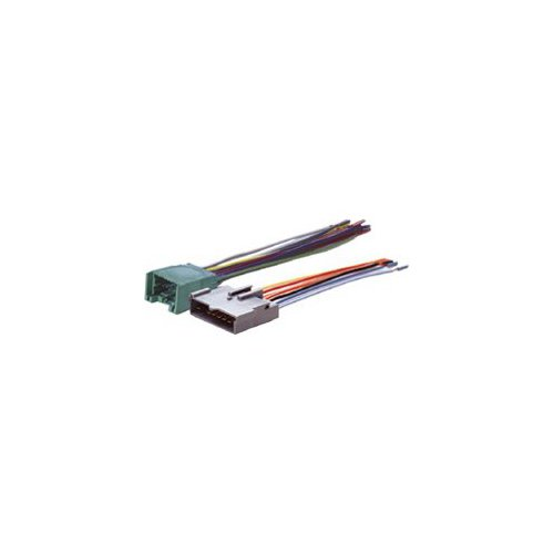 Metra 70-5600 Radio Wiring Harness for Ford 95-98 Power/4 Speaker Multi-Colored