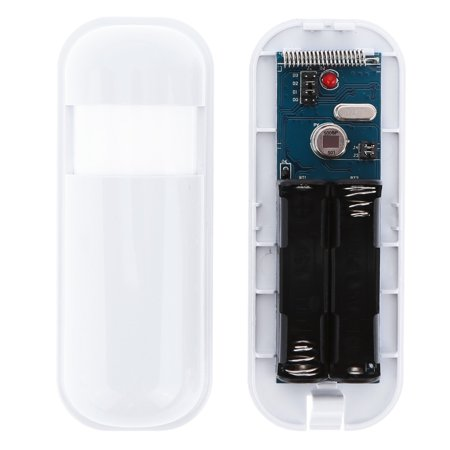 Mini Motion Sensor (Wireless Mini PIR Infrared Passive Sensor Motion Detector Alarm System)