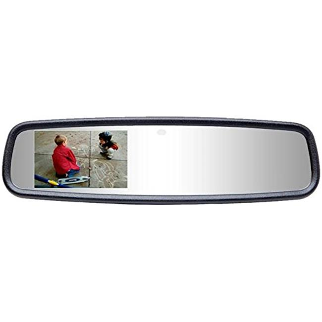 Gentex 50-GENK332FODG Auto Dimming Rearview Mirror with 3...