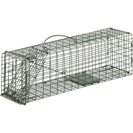HEAVY DUTY LIVE ANIMAL CAGE - Infield Trap