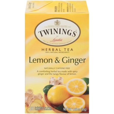 Ginger Green Tea - Box of 16 Bags