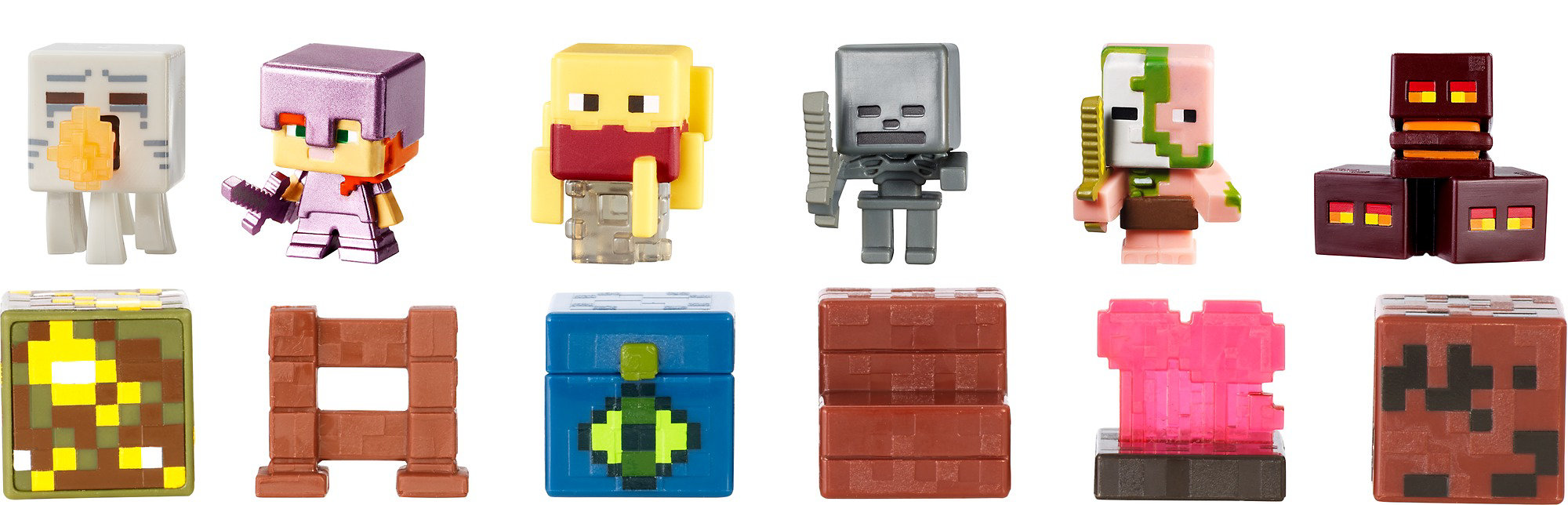 Minecraft Nether Biome Pack by MATTEL BRANDS A DIVISION OF MATTEL DIRECT IMPORT INC