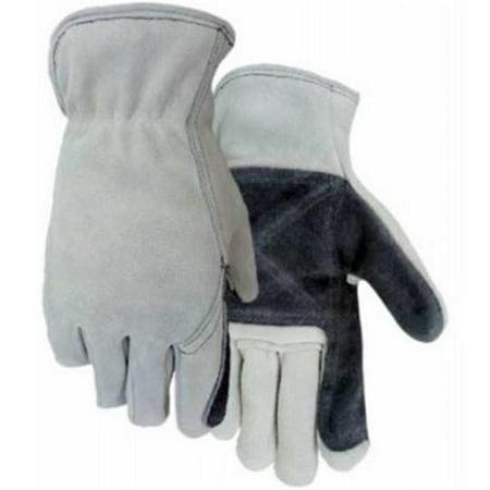 Split Rail Fencing (Split Leather Mens Fencing Glove, Extra)