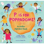 P Is for Poppadoms! - eBook