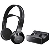 Sony Long Range Wireless Stereo Headphones with Wide Comf...