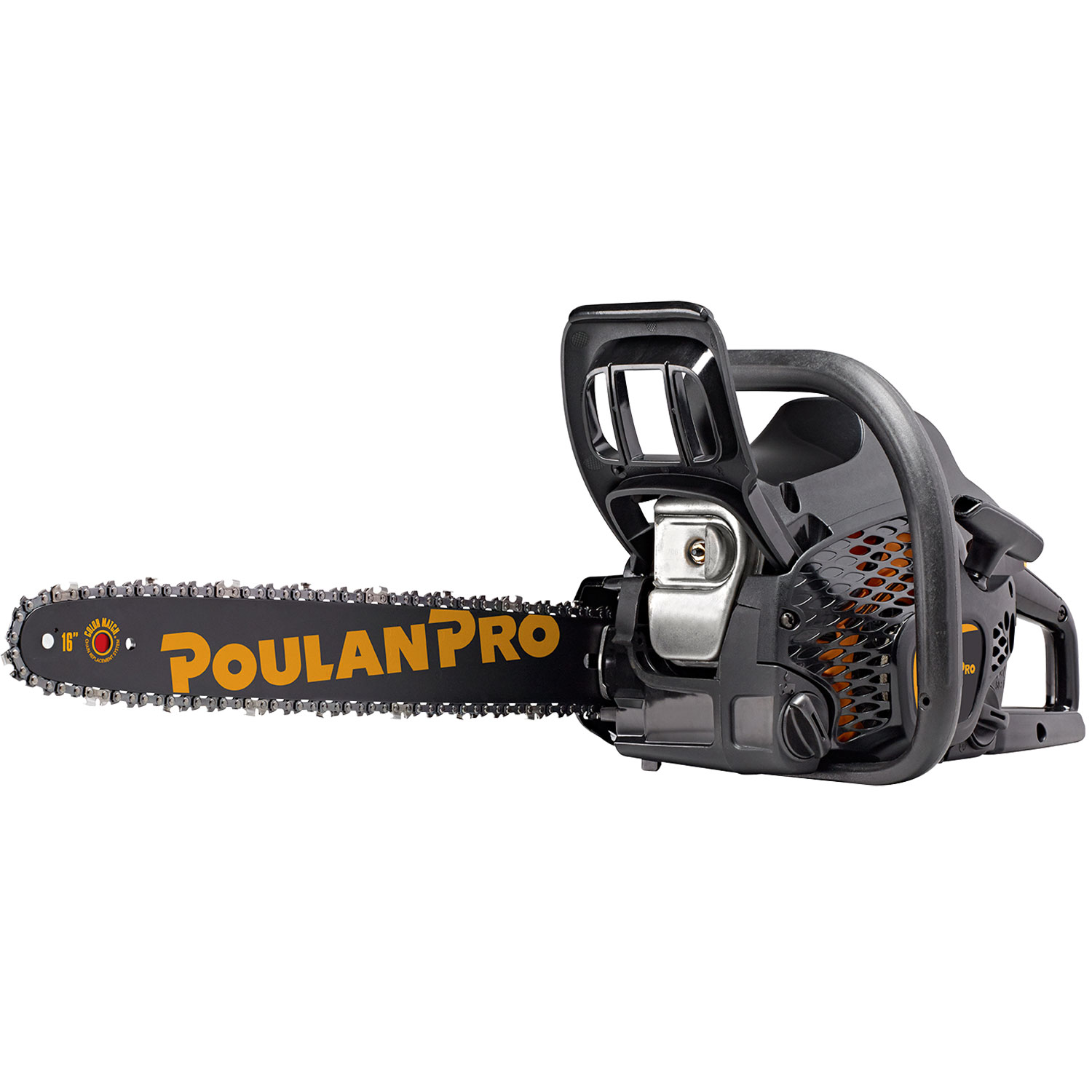 Poulan Pro PR4016 16 Inch 2 Cycle Gas Powered Chainsaw (Certified Refurbished) by Poulan Pro