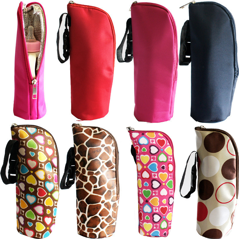 Voberry® Baby Thermal Feeding Bottle Warmers Mummy Tote Bag Hang Stroller