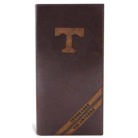 Tennessee Secretary Distressed Leather Wallet