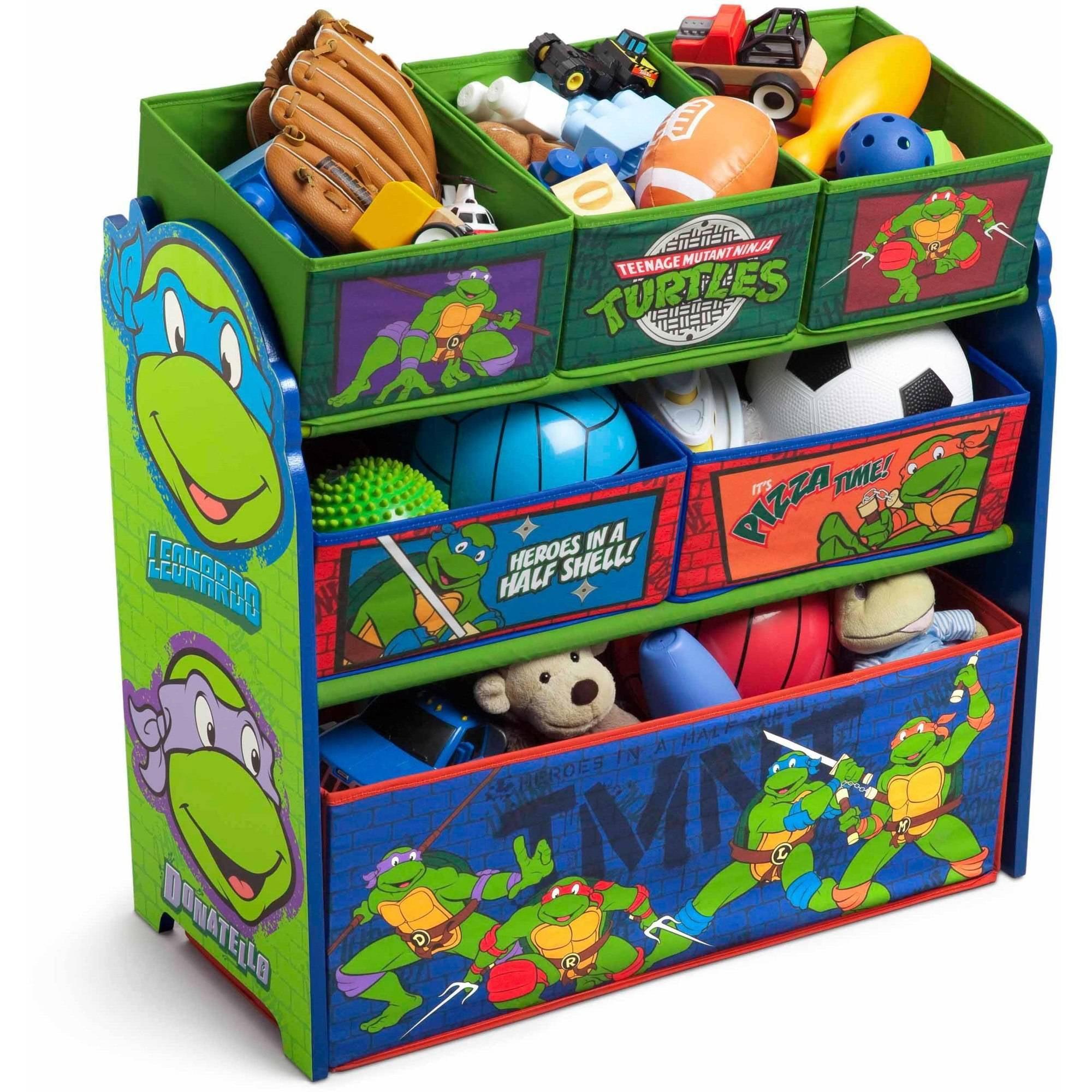 Delta Children Nickelodeon Teenage Mutant Ninja Turtles Room in a ...