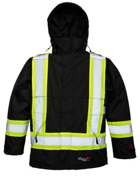 Big Men's Professional Journeyman 300D Trilobal Rip-stop FR Jacket