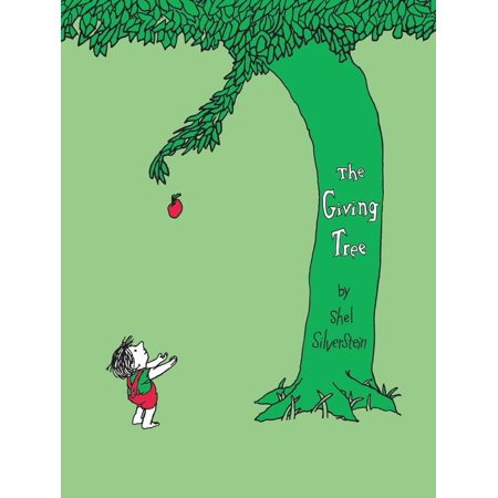 The Giving Tree - Hardcover (Best Way To Give Cunnilingus)