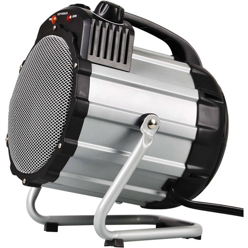 Optimus Electric Portable Utility/Shop Heater with Thermostat,  HEOP7100