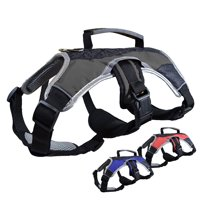 Dog Walking Lifting Carry Harness, Support Mesh Padded Vest, Accessory, Collar, Lightweight, No More Pulling, Tugging or Choking, for Puppies, Small Dogs