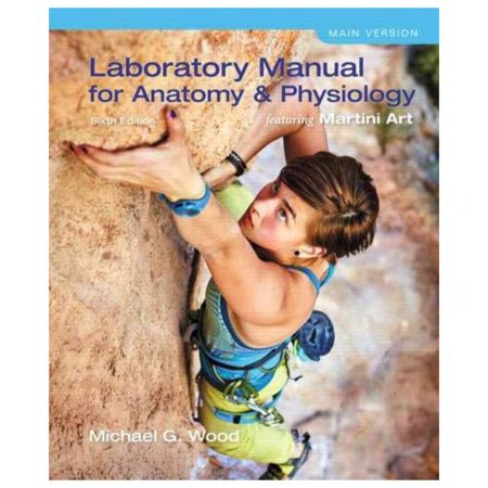 Anatomy & Physiology Featuring Martini Art: Main Version