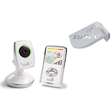 summer infant baby zoom wifi video monitor internet viewing system with universal baby monitor. Black Bedroom Furniture Sets. Home Design Ideas
