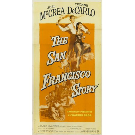 The San Francisco Story POSTER Movie (20x40)