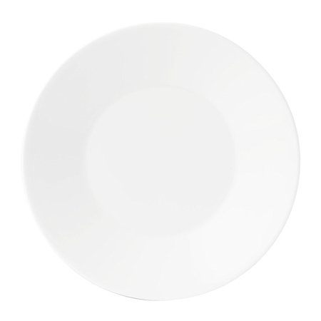 by Wedgwood White Bone China Bread & Butter Plate Plain 7