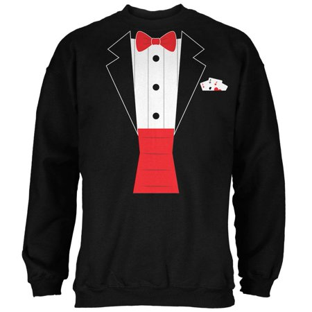 Halloween Magic Magician Costume Mens Sweatshirt