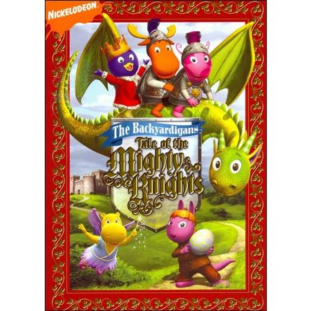 The Backyardigans  Tale Of The Mighty Knights  Full Frame
