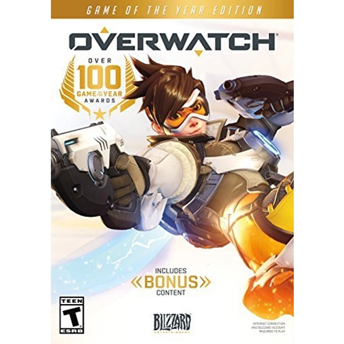 Overwatch Game Of The Year Edition Blizzard Entertainment Pc