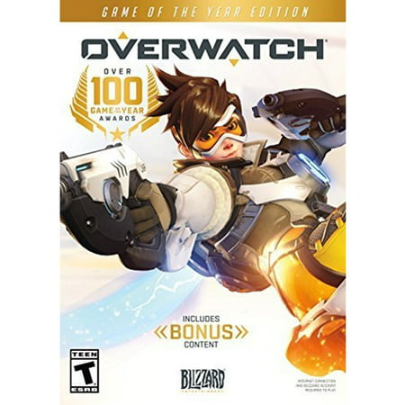 Click here for Overwatch: Game of the Year Edition prices