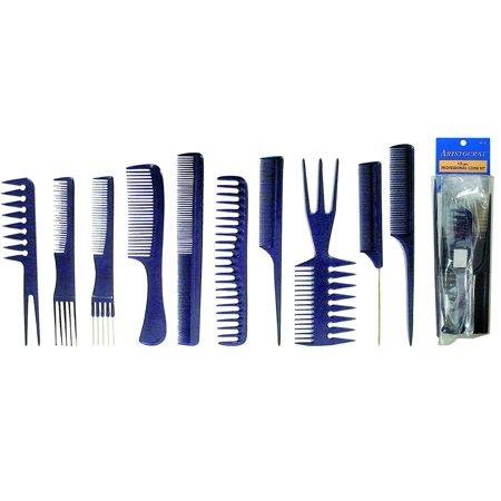 Aristocrat Set (Professional Comb Set, 10 Piece, Aristocrat 10 piece professional comb set By Aristocrat)