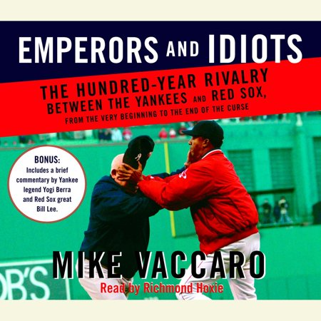 Emperors and Idiots - Audiobook