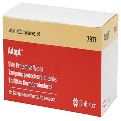 507917 - Inc Skin Gel Protective Dressing Wipe, Sold_In - 50/CT By Hollister Ship from US