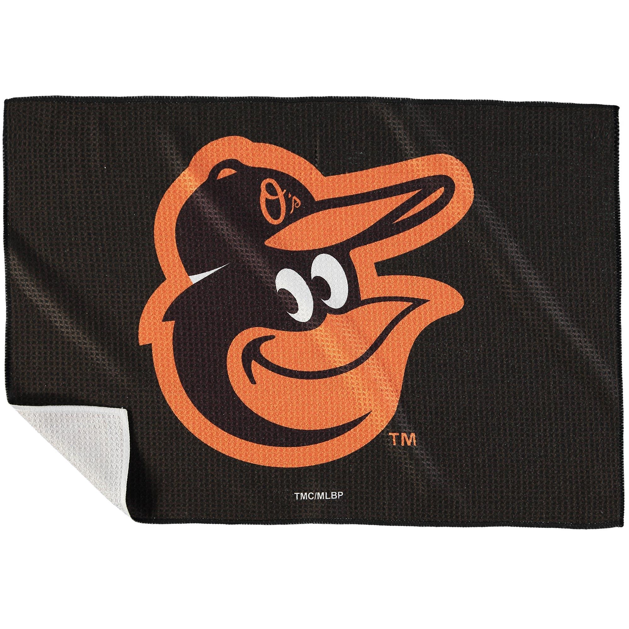"Baltimore Orioles 16"" x 24"" Microfiber Towel - No Size"
