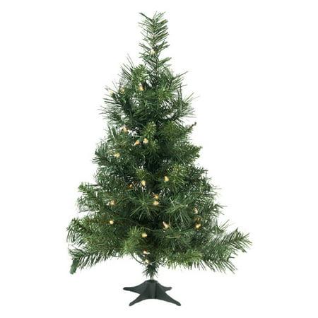 Northlight 3 ft. Royal Pine Medium Pre Lit Christmas Tree ()