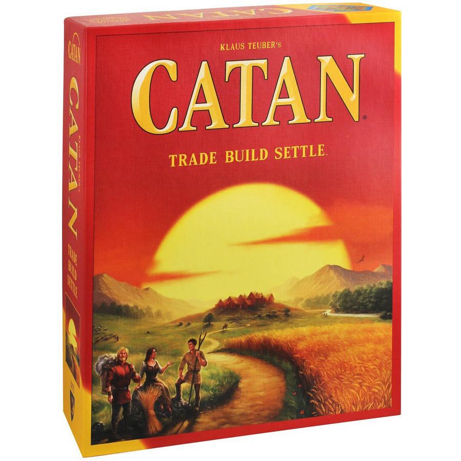 Catan 5th Edition Board Game by Catan Studios
