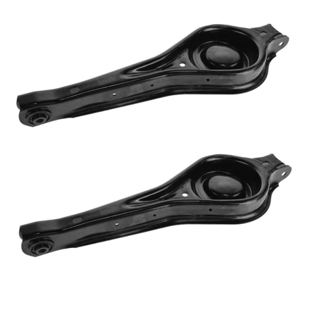 2 Set Control Arm Lower Rearward Left or Right Rear for 02-08 Jaguar (Jaguar X Type Rear Control Arm Replacement)