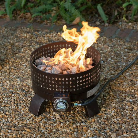 Fire Sense Portable Gas Fire Pit