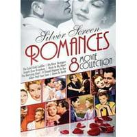 Silver Screen Romances: 8 Movie Collection (DVD)