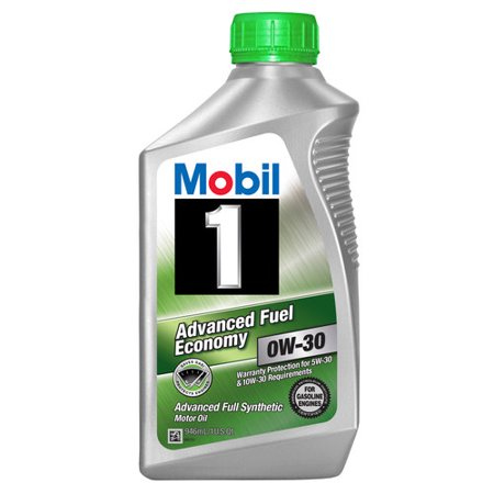 Car Gas Economy ((3 Pack) Mobil 1 Advanced Economy 0W-30 1 Quart)