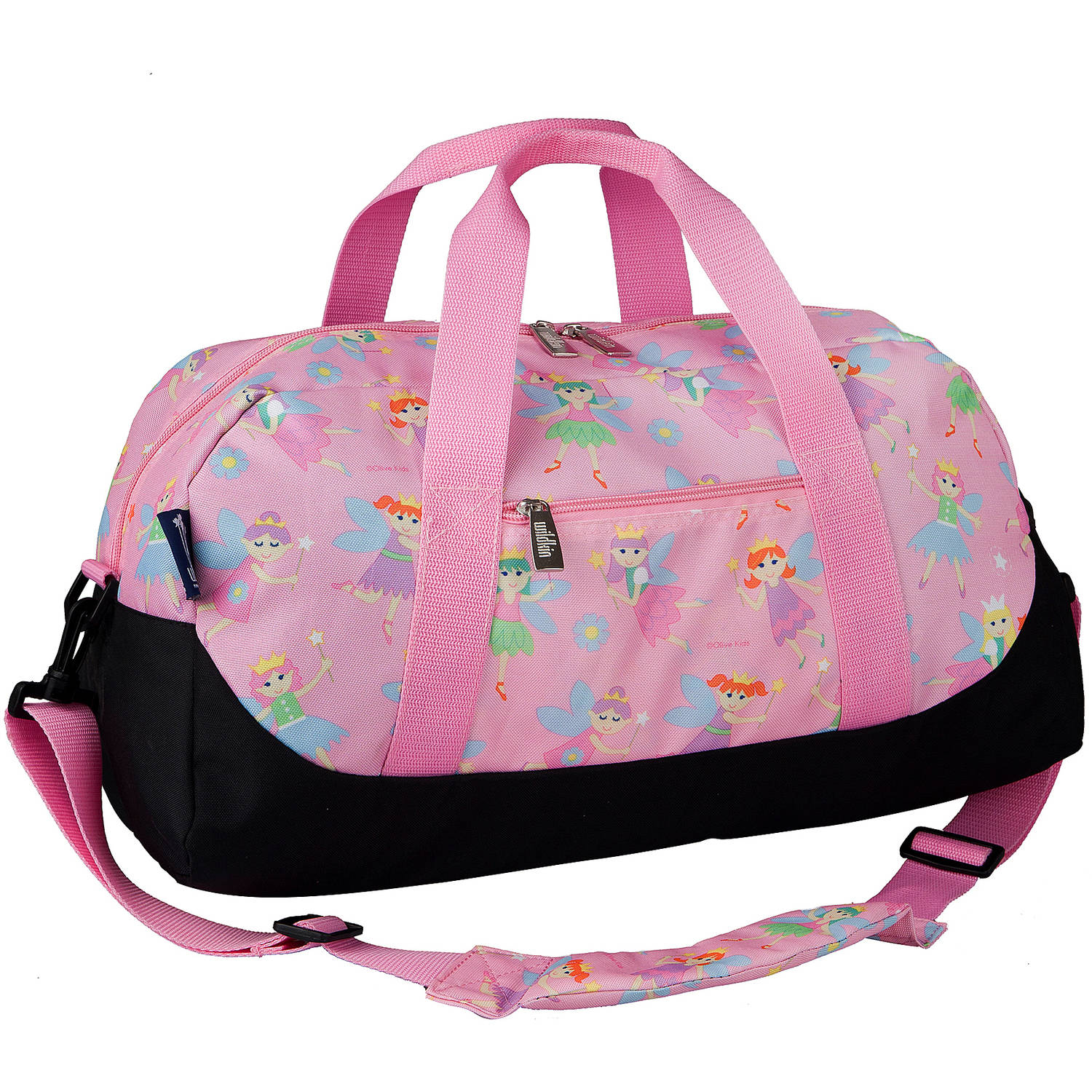 Wildkin Fairy Princess Overnighter Duffel Bag by Wildkin