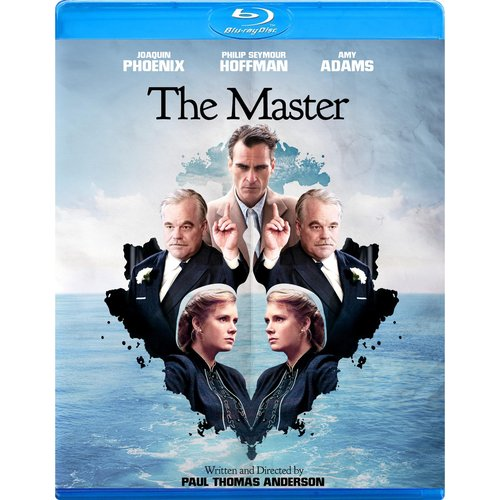 The Master (Blu-ray) (With INSTAWATCH) (Widescreen)