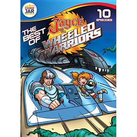 BEST OF JAYCE & THE WHEELED WARRIORS (DVD/10 EPISODES)