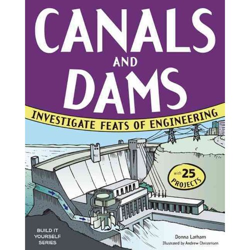 Canals and Dams: Investigate Feats of Engineering