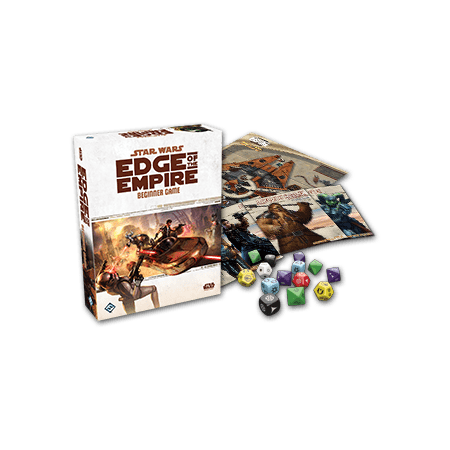 Star Wars: Edge of the Empire Beginner Game (Star Wars Edge Of The Empire Dice)