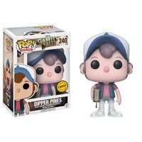 Funko Gravity Falls POP! Animation Dipper Pines Vinyl Figure [Chase Version]