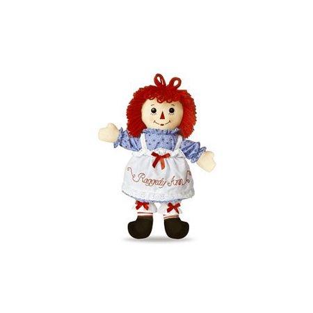 Large Raggedy Ann Classic Doll by Aurora - 15412