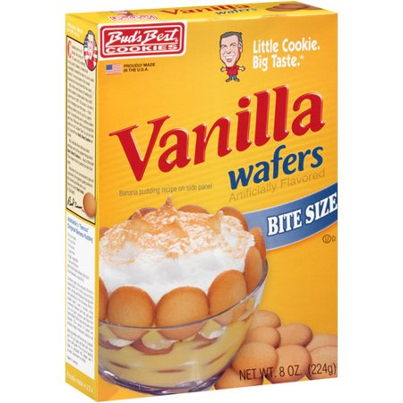 Buds Best Vanilla Wafer Cookies - Walmart.com