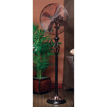 Deco Breeze Floor Standing Fan - Rustica