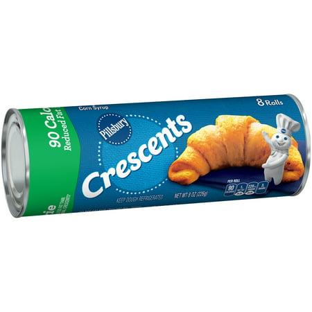 Pillsbury Reduced Fat Crescent Rolls - 8ct