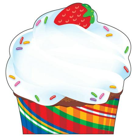 Heart Shaped Cupcakes (BAKE SHOP CUPCAKE NOTE PAD)