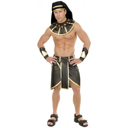 Egyptian Pharoah Costume (Egyptian Pharaoh Adult Costume -)